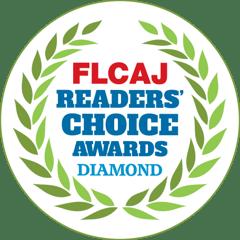 Readers Choice Diamond Award Logo