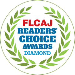 Readers Choice Diamond Award Logo