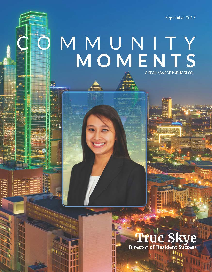 September Community Moments_Issue 16 cover