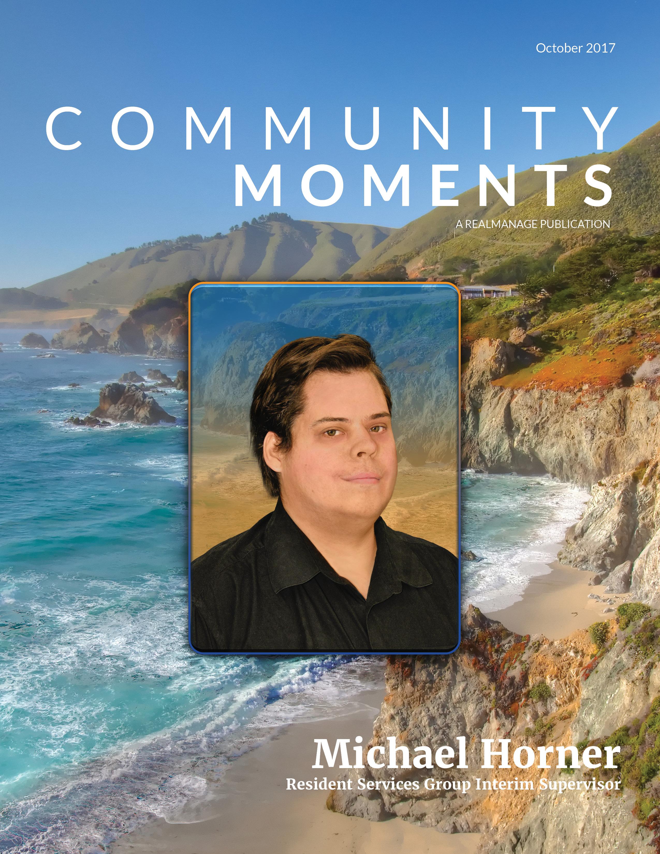 October 2017, Community Moments Magazine