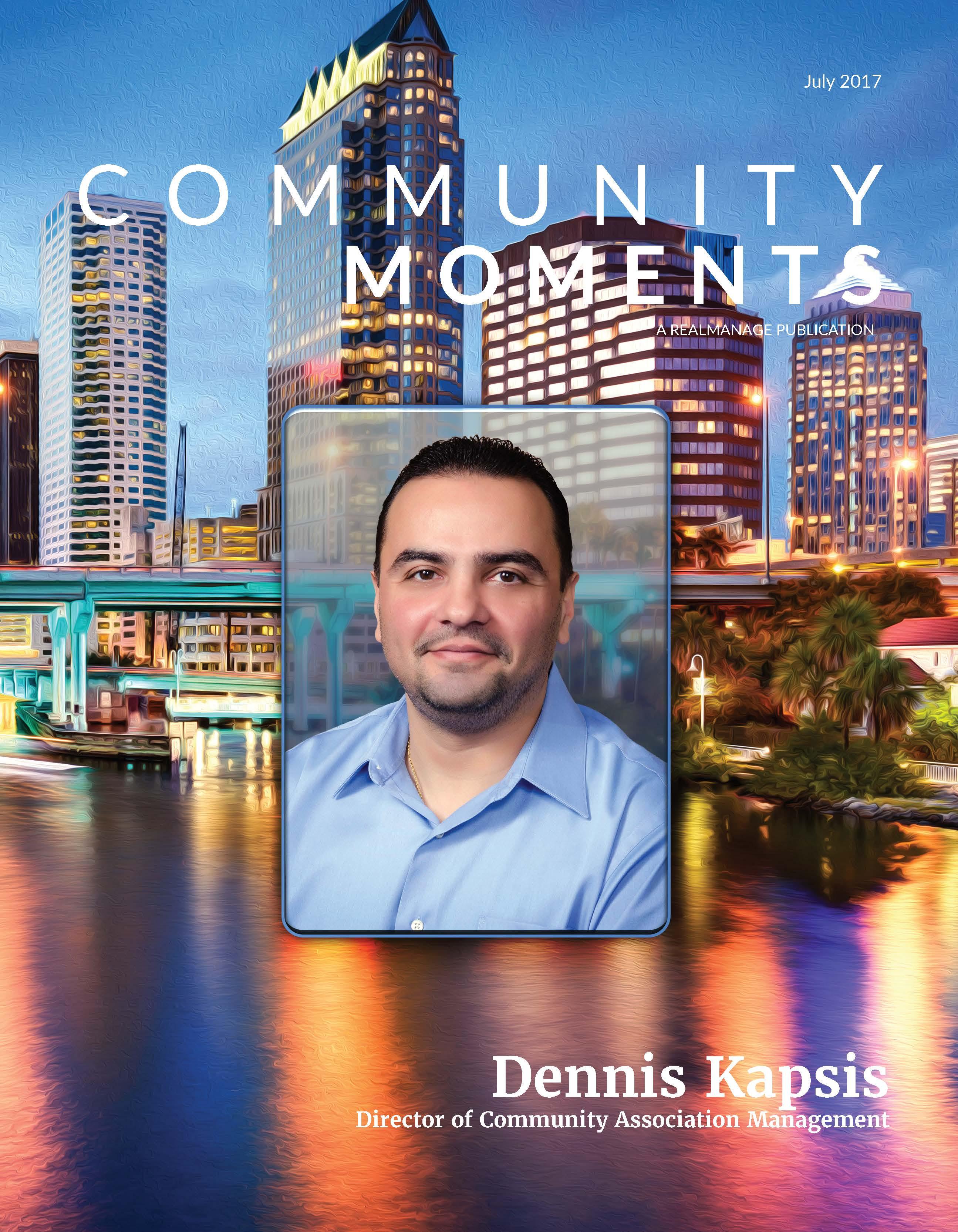 July 2017 Community Moments Magazine
