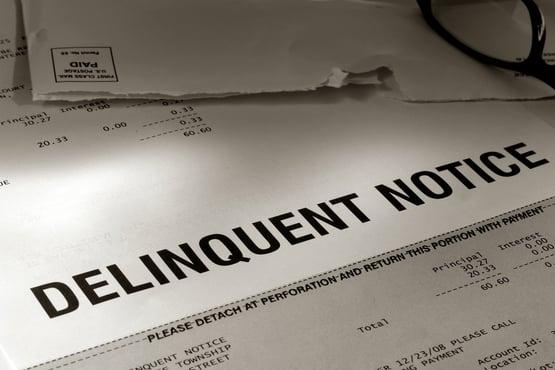 HOA Delinquent Account Services
