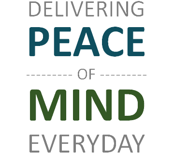 Delivering Peace Of Mind Everyday