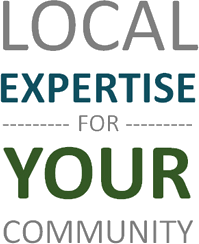 Local Expertise for Your Community