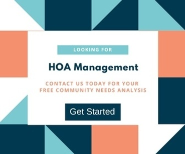 Looking for HOA management Call to action